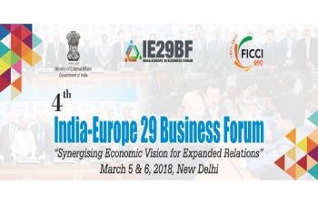 India-Europe 29 Business Forum