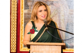 Hindi Pakhwada was celebrated from 14-28 September 2018 with a special event and prize giving ceremony by Ambassador Pooja Kapur at Sofia University