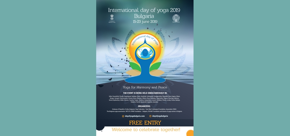 Celebration of International Day of Yoga 2019